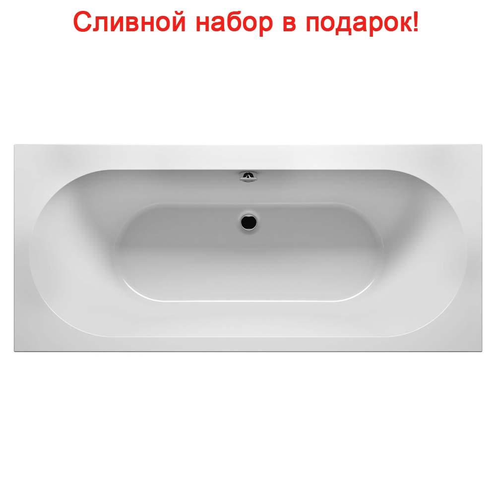 Акриловая ванна Riho Carolina 190x80 без гидромассажа