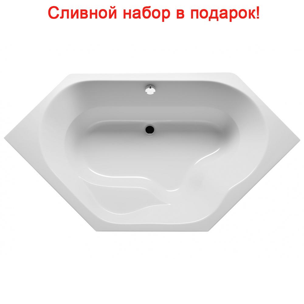 Акриловая ванна Riho Winnipeg 145x145 недорго, оригинальная цена