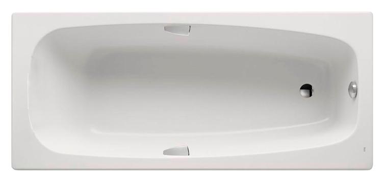 Акриловая ванна Roca Sureste-N 170x70 слив перелив alcaplast для ванны под бронзу a55 antic