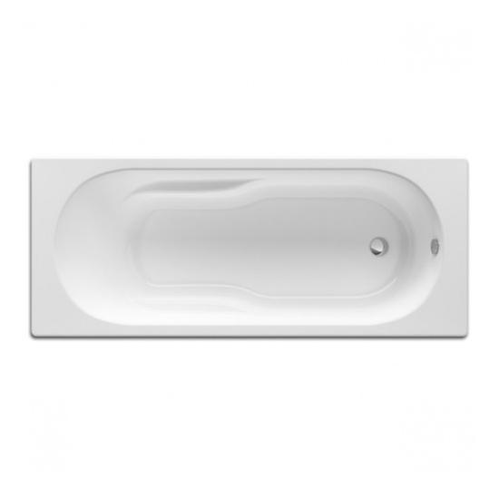 Акриловая ванна Roca Genova 160х70 боковой экран roca genova n l 75 левый zru9302897
