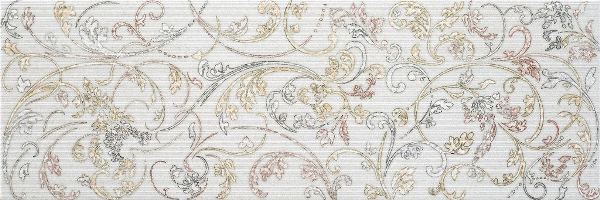 Настенная плитка Rocersa Habitat-2 Dec-1 Blanco 20х60 pamesa mood blanco 20х60