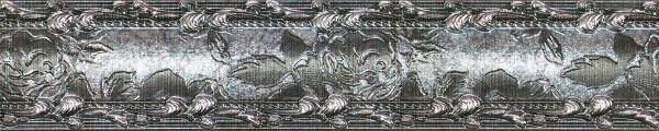 Бордюр Rocersa Mold. Silver 3,5х20 lattice ice mold