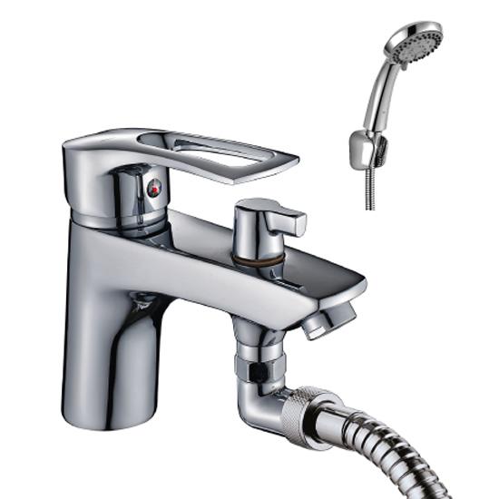 Смеситель Rossinka T40-38 для ванны цена