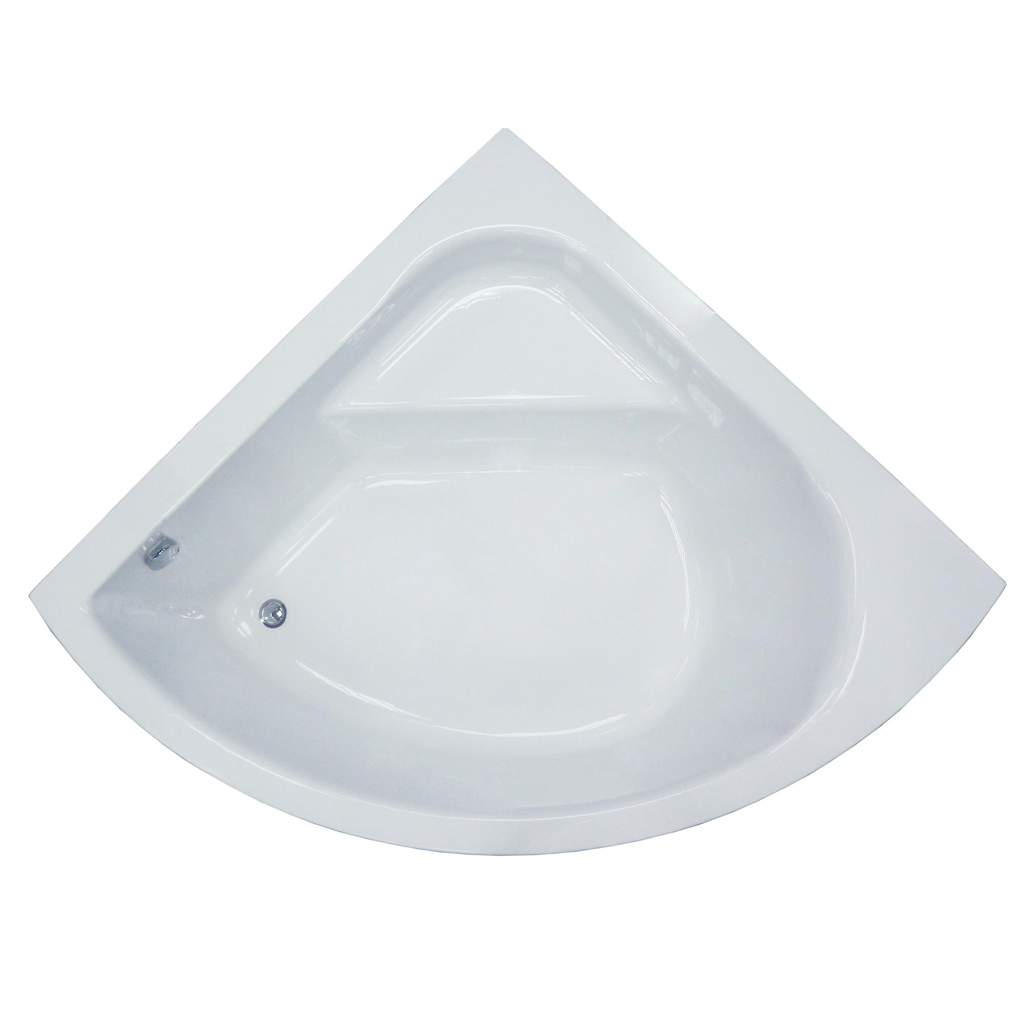 Акриловая ванна Royal bath Rojo RB375201 150х150 каркас сварной к ванне royal bath vienna 150 rb953201k
