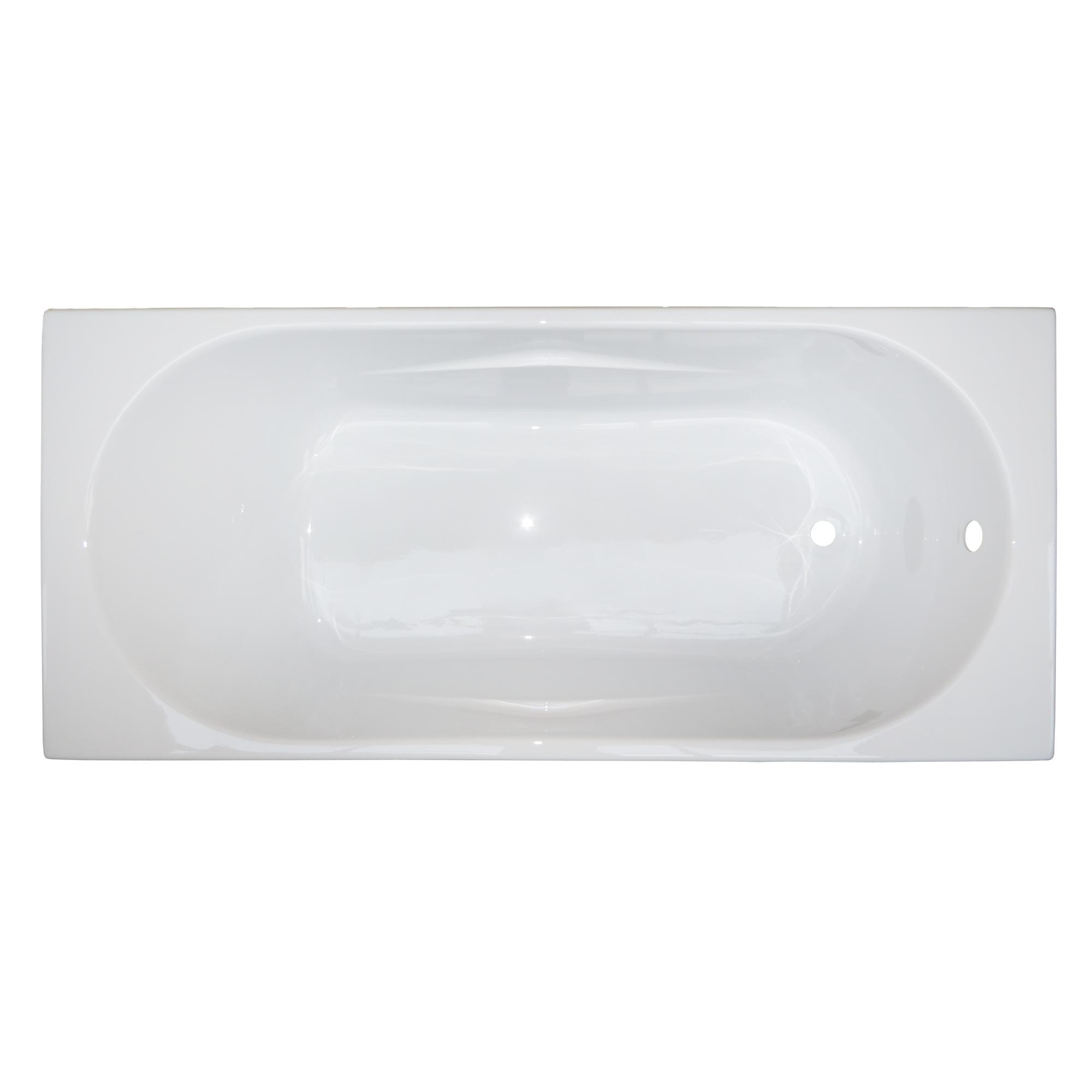 Акриловая ванна Royal bath Tudor RB407701 170х75 панель фронтальная к ванне royal bath alpine 170 rb819102p