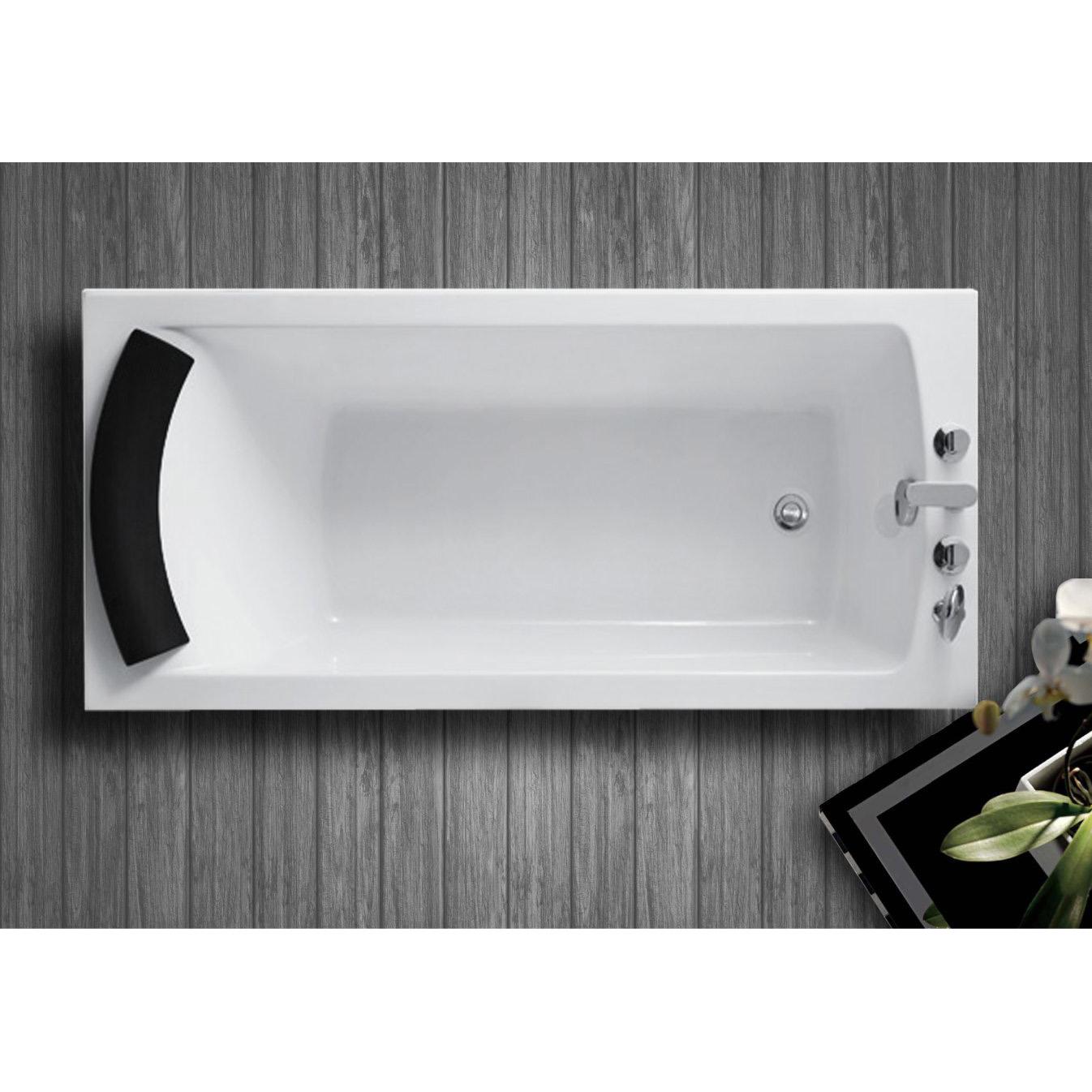 Акриловая ванна Royal bath Vienna RB953200 140х70 каркас сварной к ванне royal bath vienna 140 rb953200k