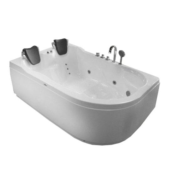 Акриловая ванна Royal bath Norway RB331100 180х120 L