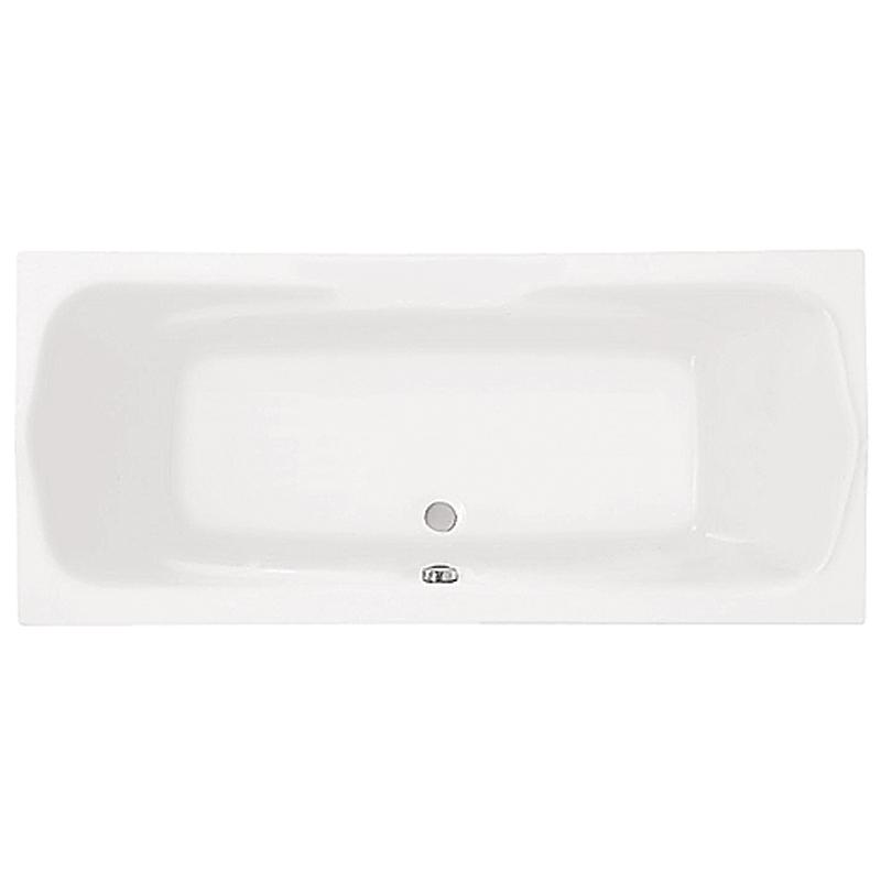 Акриловая ванна Santek Корсика 180х80 без гидромассажа монтажный комплект для ванны santek корсика 180х80
