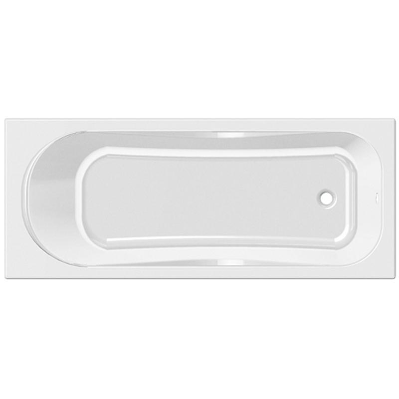 Акриловая ванна Santek Тенерифе XL 170х70 без гидромассажа ванна без гидромассажа tansa s сталь 170х70 см