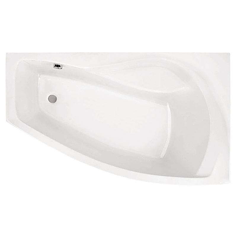 Акриловая ванна Santek Майорка 150х90 R без гидромассажа santek ибица 150 r