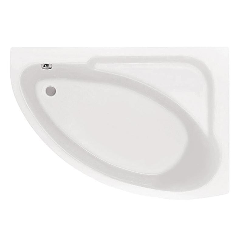 Акриловая ванна Santek Гоа 150х100 R без гидромассажа акриловая ванна domani spa flora 150 r