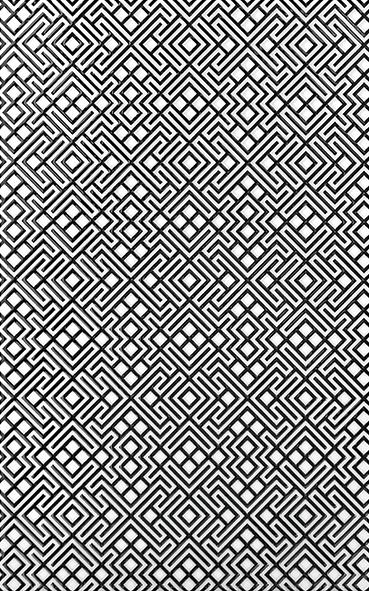 Камелия черн 04 Декор 25x40 плитка декор black