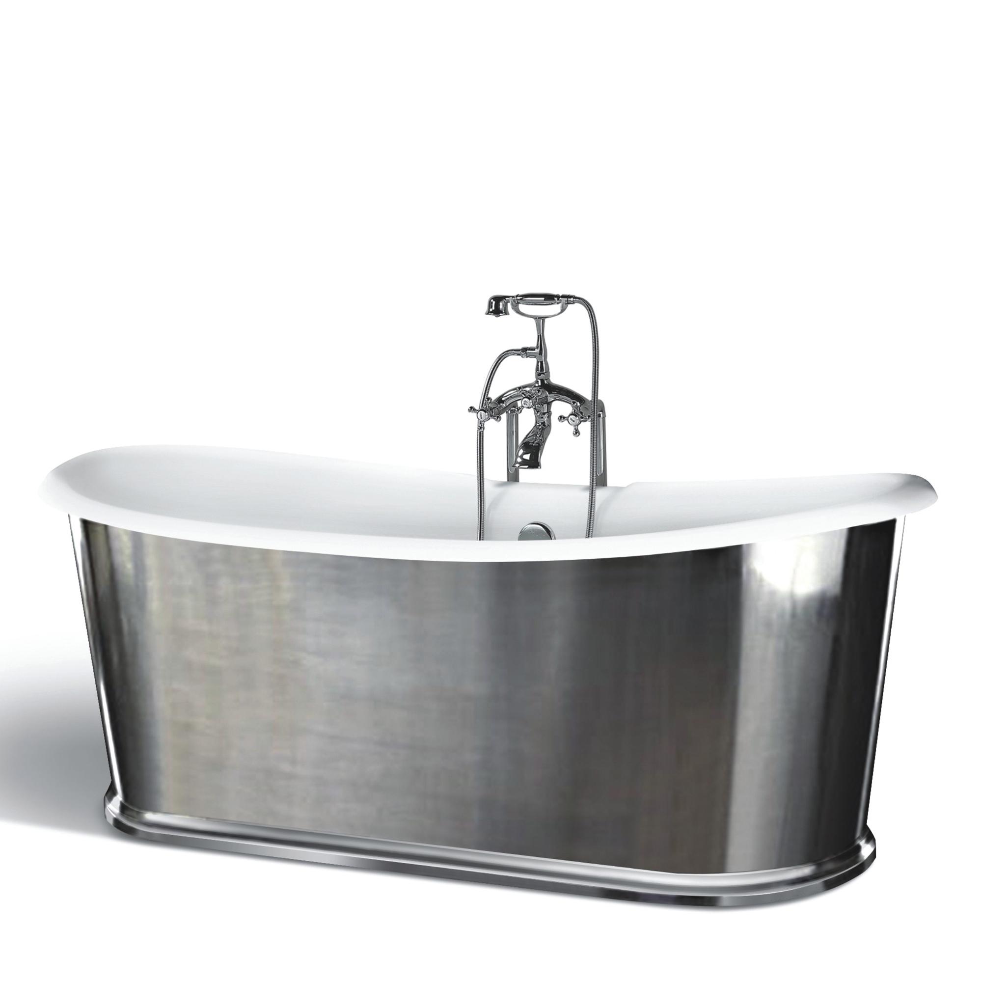 цена Чугунная ванна Sharking SW-1010B 183х78
