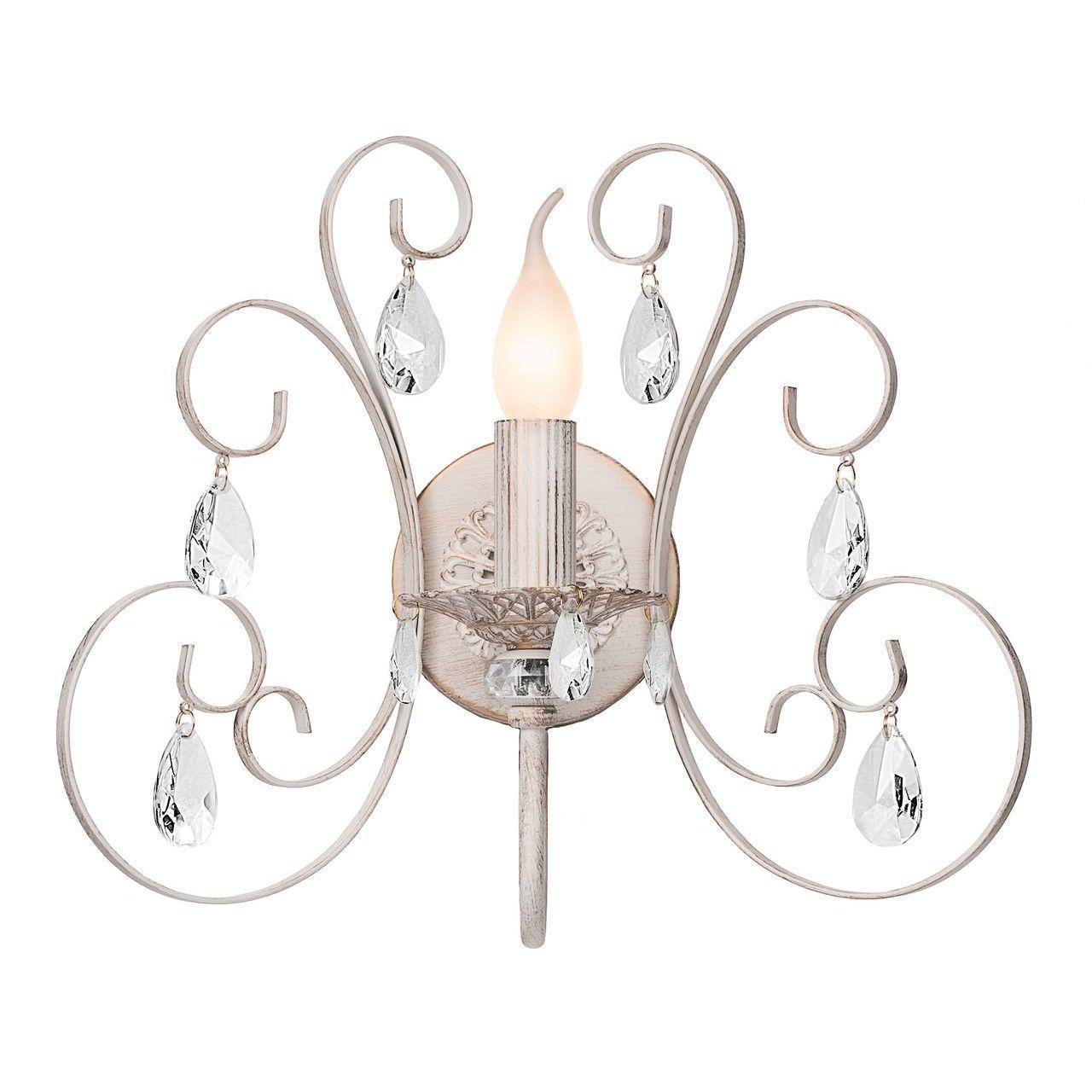 Бра Silver Light Vienna 155.41.1 бра silver light vienna 155 43 1