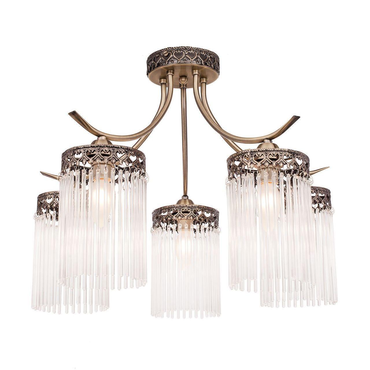Люстра Silver Light Venezia 715.53.5 потолочная silver light потолочная люстра venezia 712 51 8