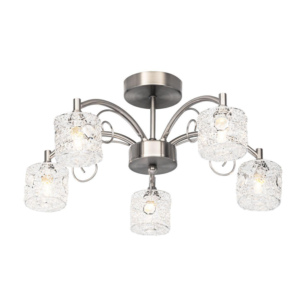 Люстра Silver Light Lille 123.54.5 потолочная marc lavoine lille