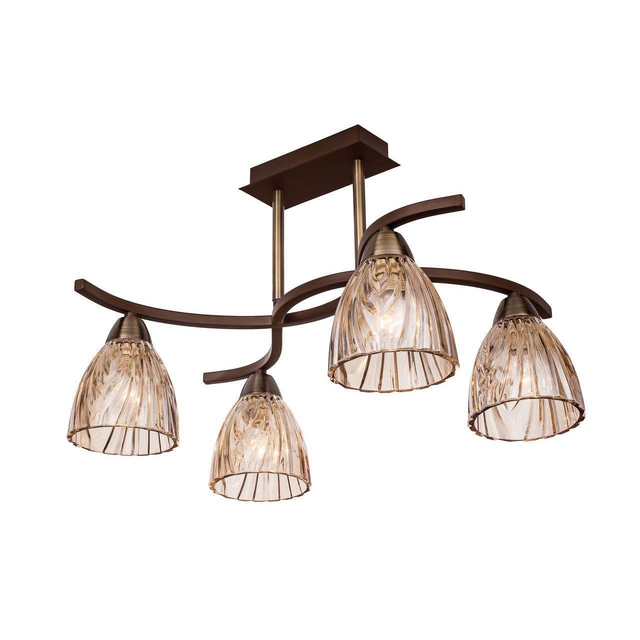 Люстра Silver Light Comfort 101.59.4 потолочная потолочная люстра silver light rhombus 201 54 12