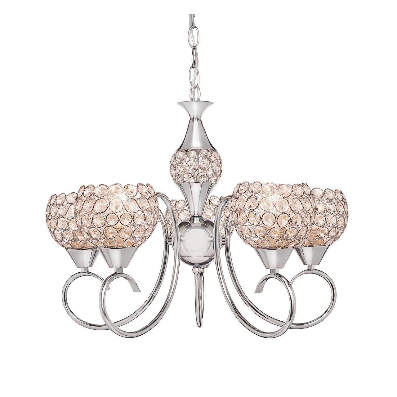 Люстра Silver Light Malika 126.54.5 подвесная подвесная люстра silver light malika 126 54 5