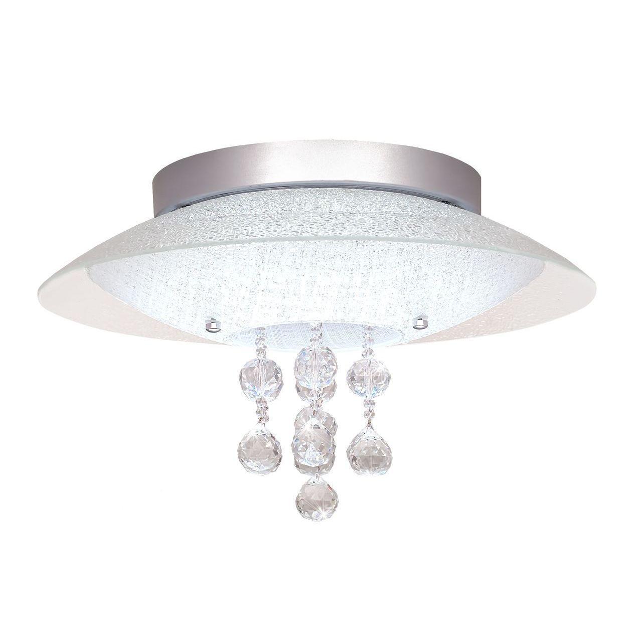 Потолочный светодиодный светильник Silver Light Diamond 845.40.7 navo electroplated diamond grinding heads silver 30 pcs
