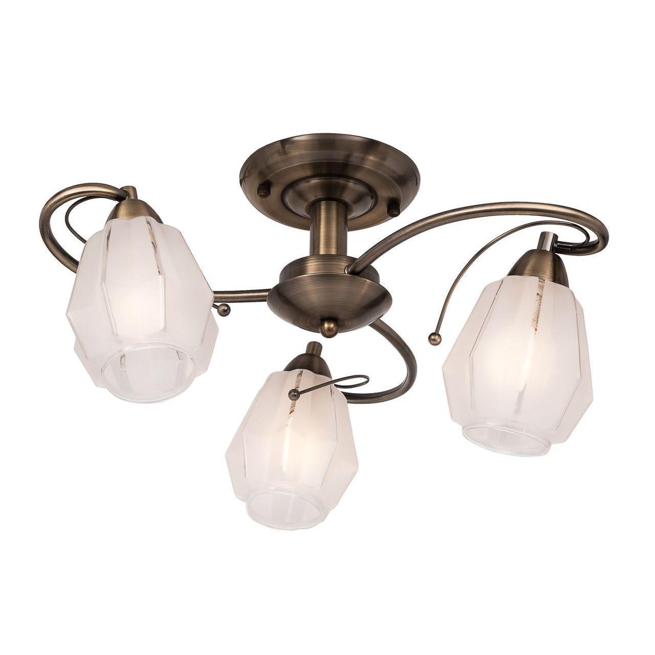 Люстра Silver Light Brazil 506.53.3 потолочная потолочная люстра silver light rhombus 201 54 12