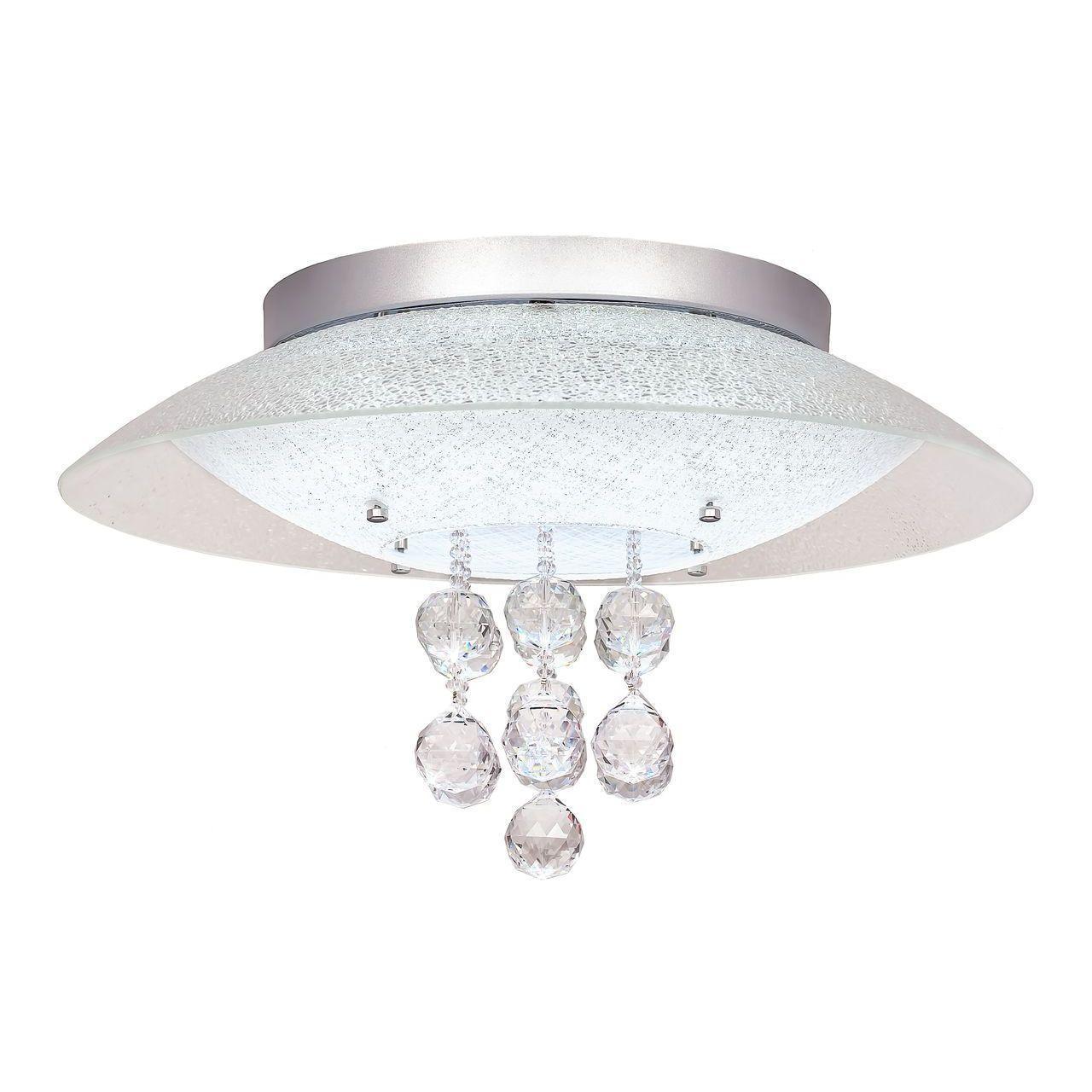 Потолочный светодиодный светильник Silver Light Diamond 845.50.7 navo electroplated diamond grinding heads silver 30 pcs