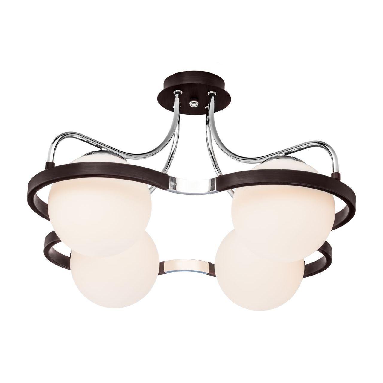 Люстра Silver Light Globe 209.59.4 потолочная jiahui tcrt5000 photoelectric sensor module black silver