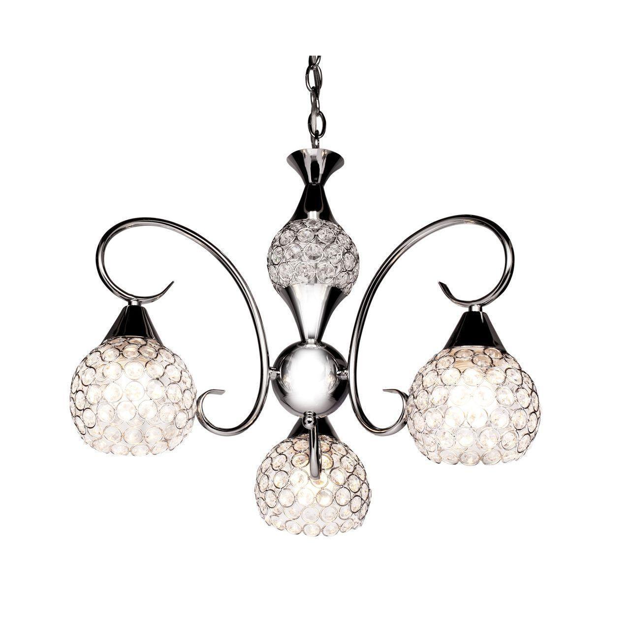 Люстра Silver Light Malika 126.54.3 подвесная подвесная люстра silver light malika 126 54 5