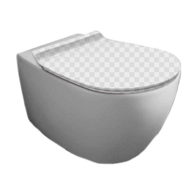 Подвесной унитаз Simas Vignoni VI18 унитаз подвесной чаша roca inspira round безободковый rimless 346527000