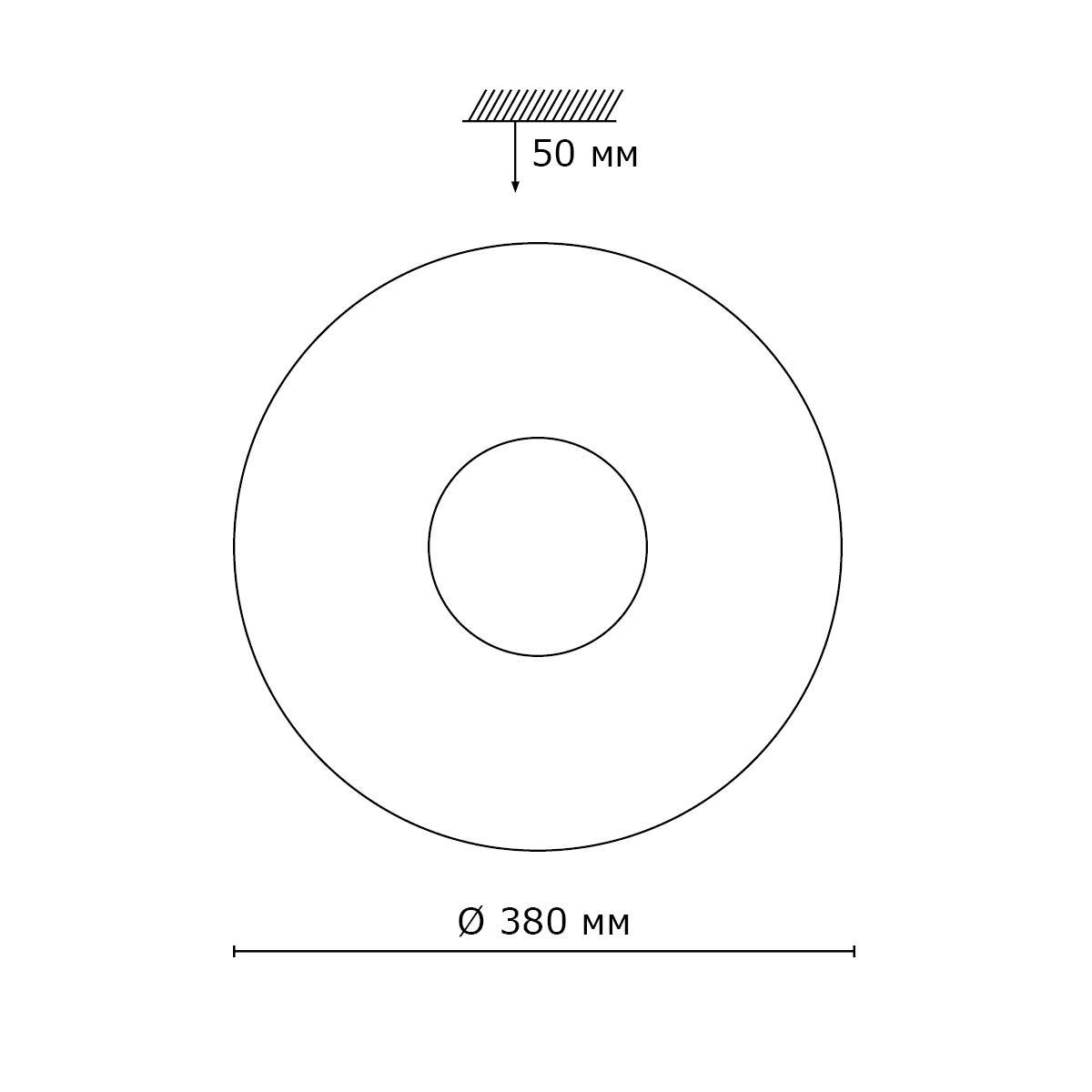 Настенно-потолочный светодиодный светильник Sonex Lesora 2030/B sonex настенно потолочный светильник sonex lesora 2030 el