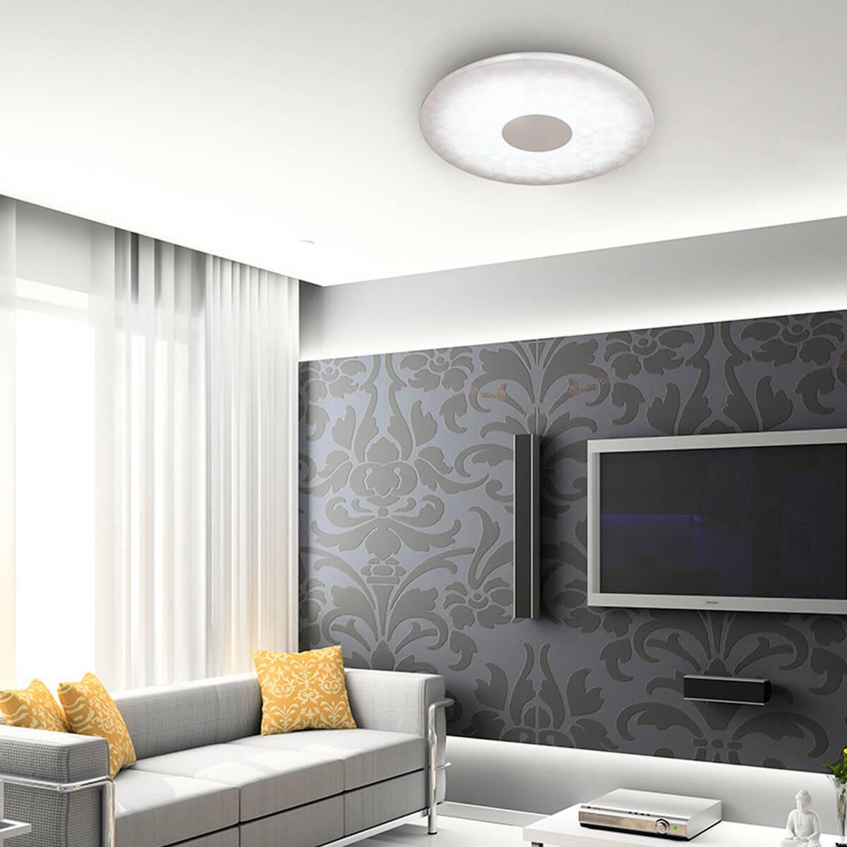 Настенно-потолочный светодиодный светильник Sonex Lesora 2030/EL sonex настенно потолочный светильник sonex lesora 2030 el
