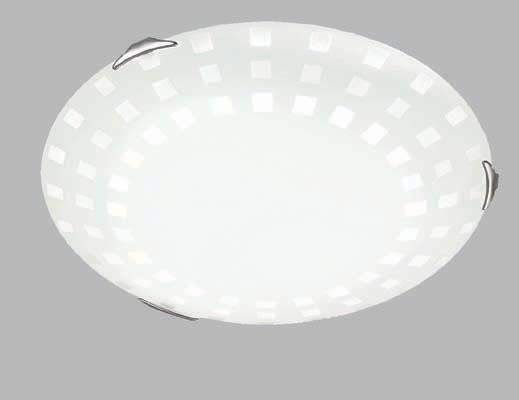 Потолочный светильник Sonex Quadro 262 бра sonex quadro white 062