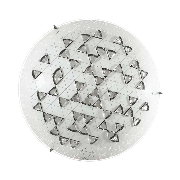 Настенно-потолочный светодиодный светильник Sonex Meza 2058/CL sonex настенно потолочный светильник sonex lakrima 128 cl
