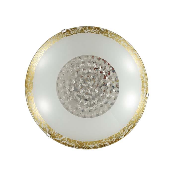 цена Настенно-потолочный светодиодный светильник Sonex Eleka 2072/BL