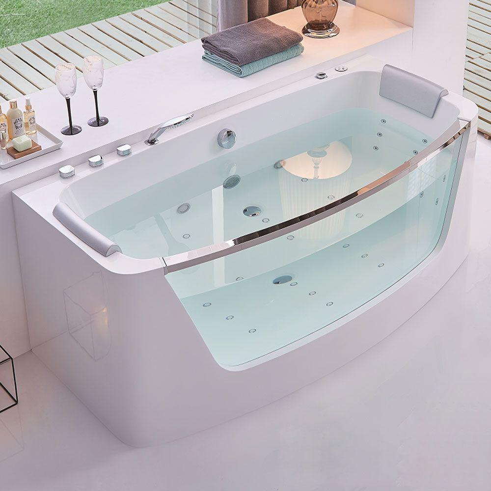 Акриловая ванна SSWW А4101 CGSM disto d410 с поверкой