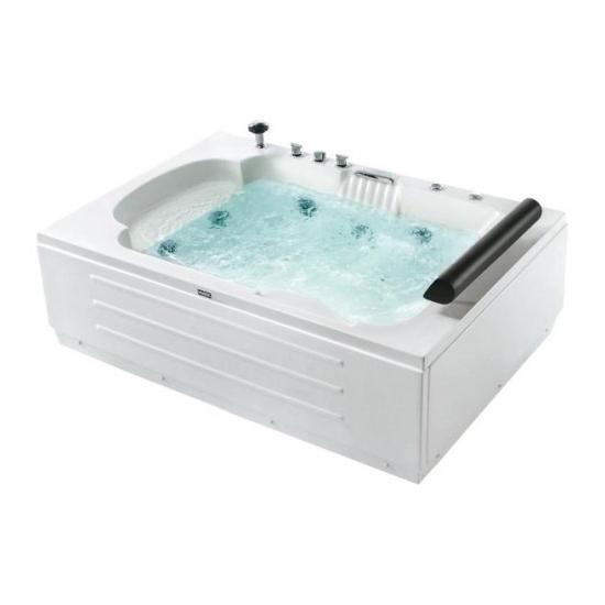 Акриловая ванна SSWW W0801 с гидромассажем summer infant детская ванна с гидромассажем