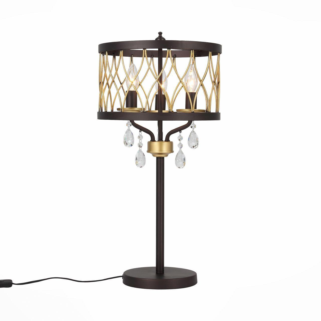 Настольная лампа ST Luce Grassо SL789.424.03 st luce настольная лампа st luce grassо sl789 424 03