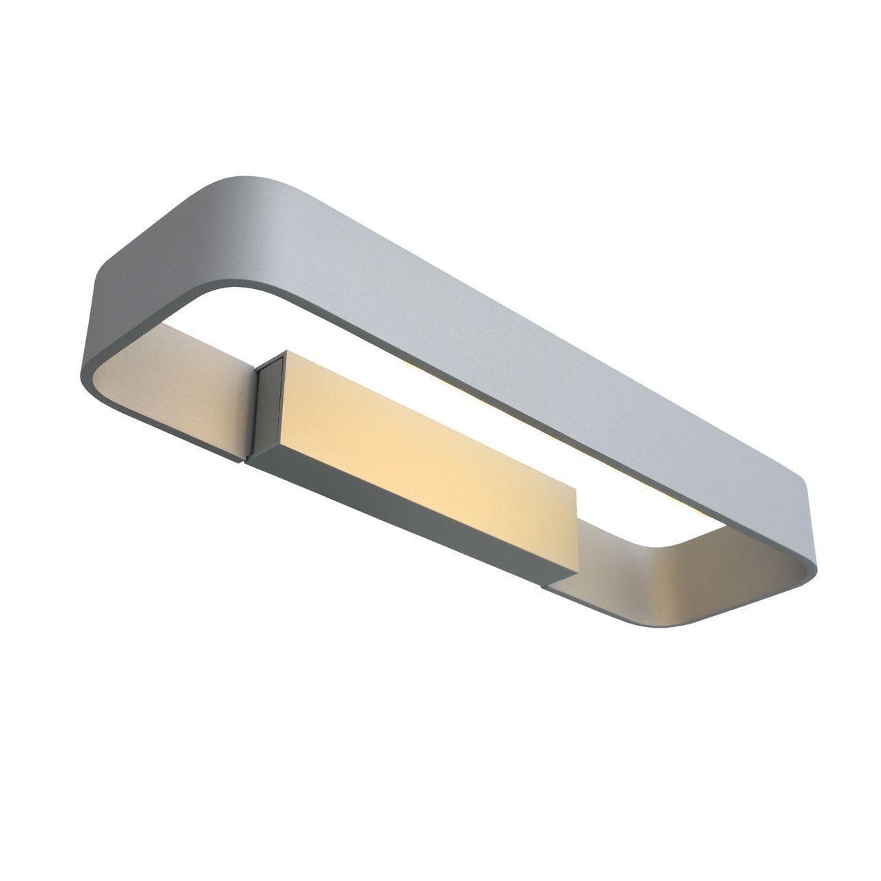 Настенный светодиодный светильник ST Luce Listelli SL454.701.01