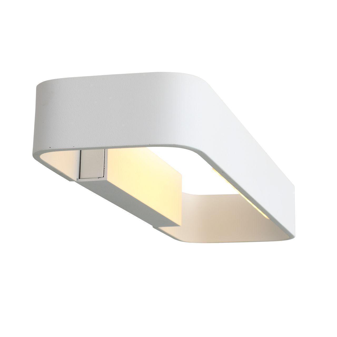 Настенный светодиодный светильник ST Luce Listelli SL454.501.01