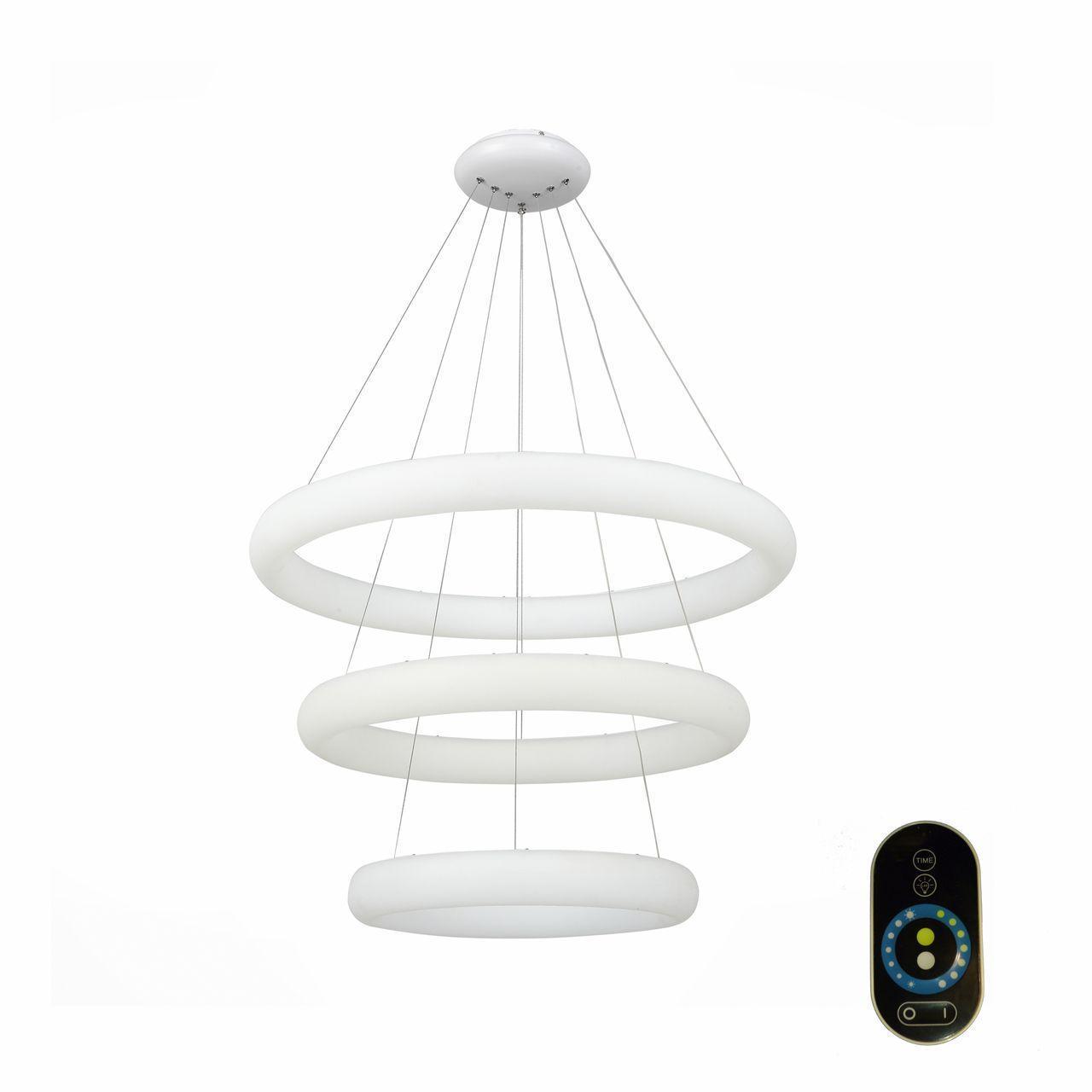 Подвесной светодиодный светильник ST Luce Albo SL902.503.03D