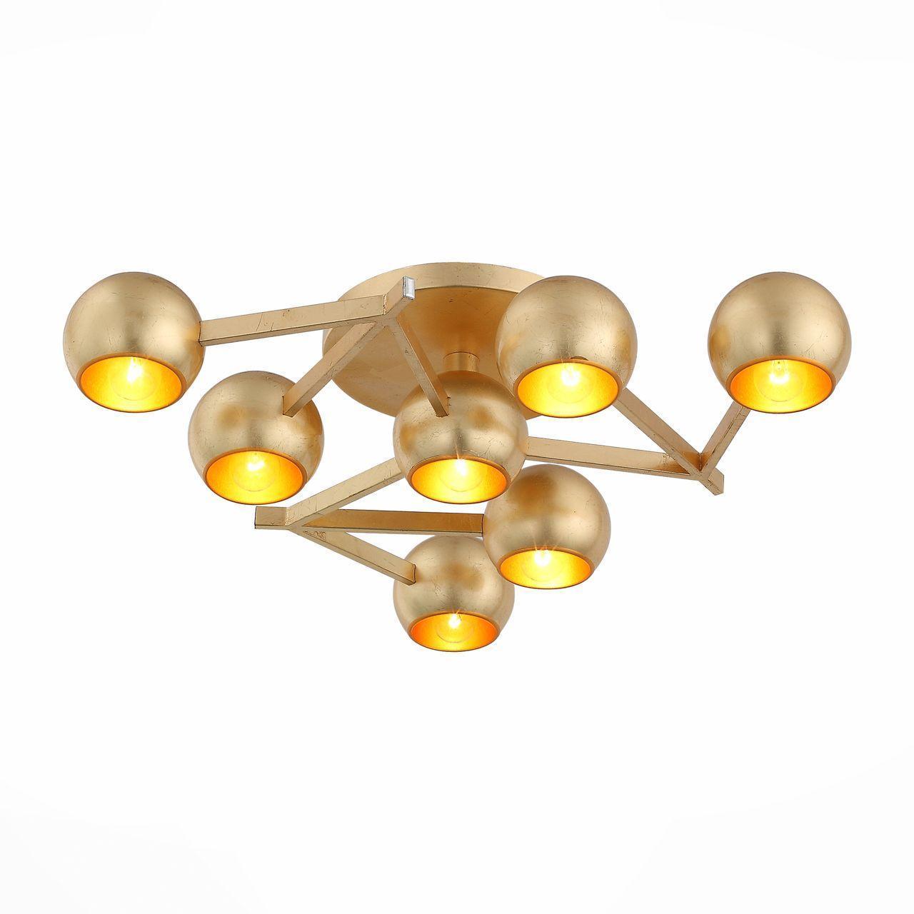 Люстра ST Luce Rottura SL853.202.07 потолочная люстра st luce rottura sl853 602 07 потолочная
