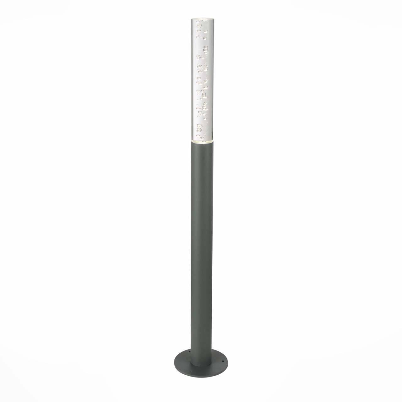 Уличный светодиодный светильник ST Luce SL102.715.01 st luce sl536 091 01