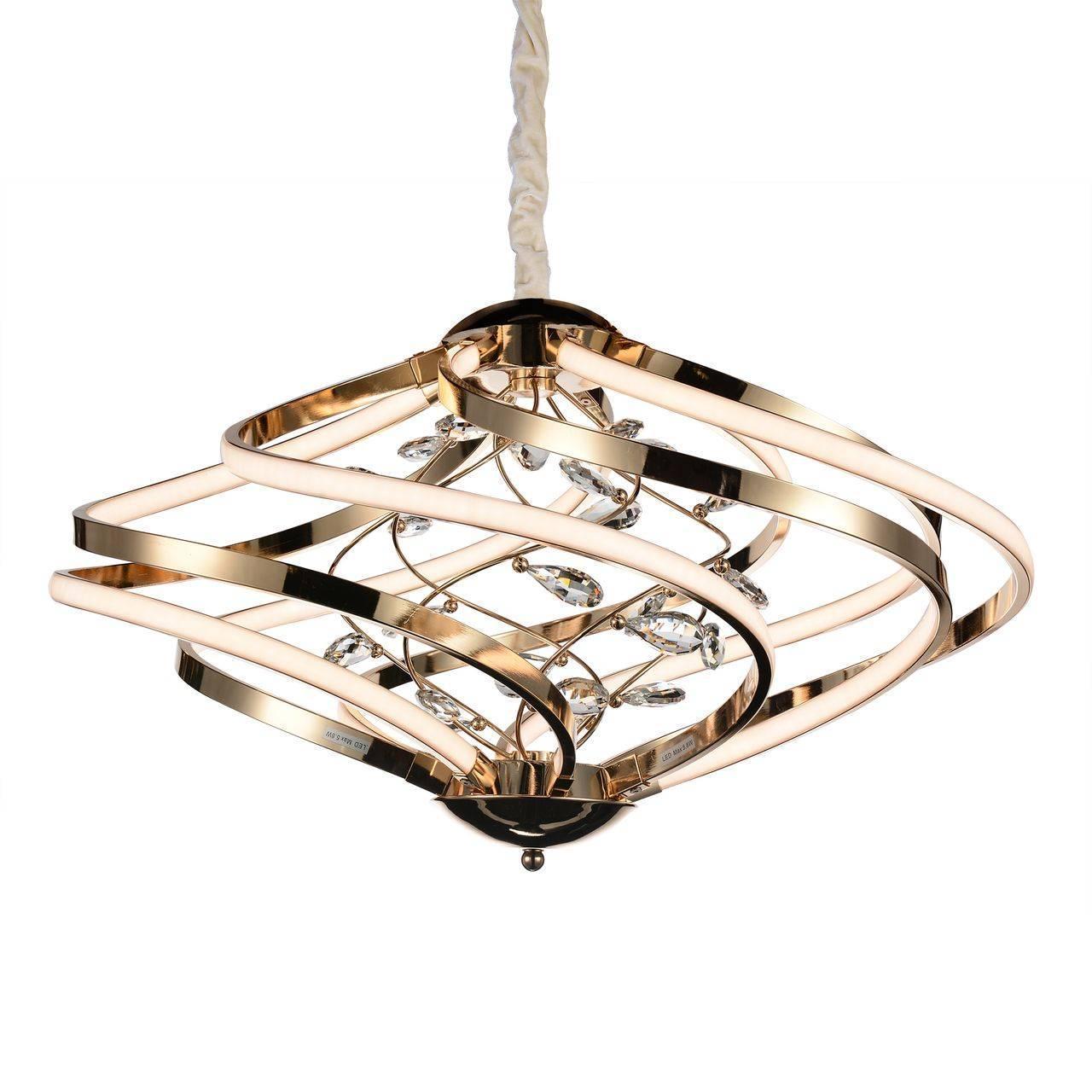 Подвесной светодиодный светильник ST Luce SL924.203.08