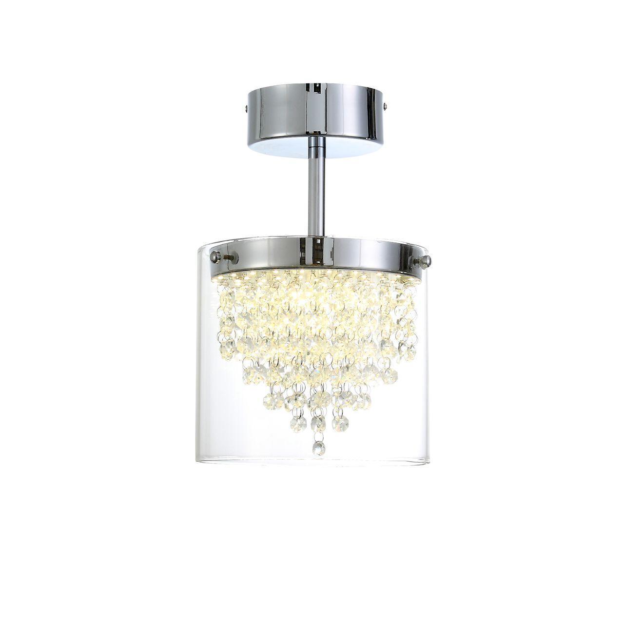 Потолочный светодиодный светильник ST Luce Racemo SL823.102.01
