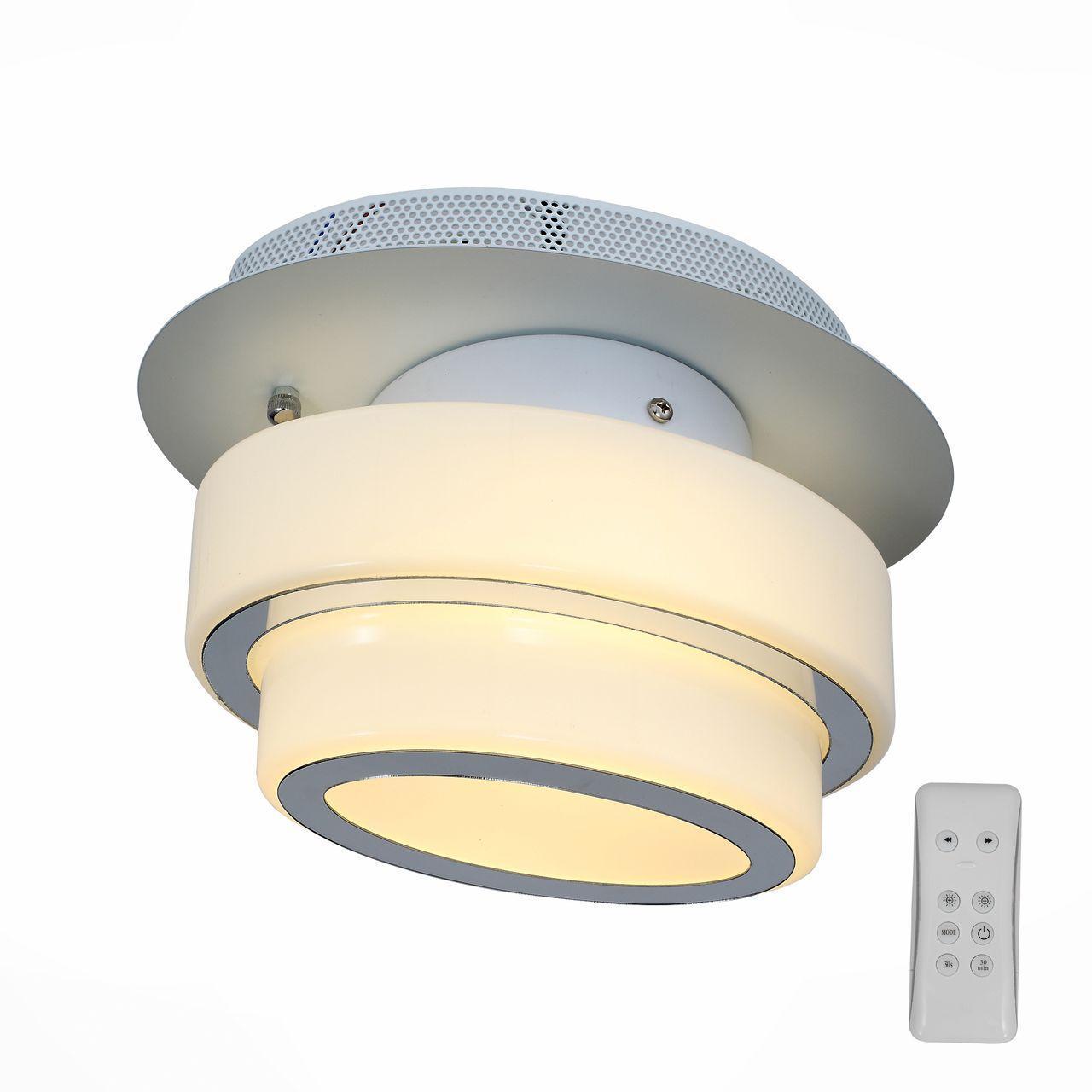 Потолочный светодиодный светильник ST Luce Ovale SL546.501.01 st luce светильник настенно потолочный st luce ovale sl546 501 01