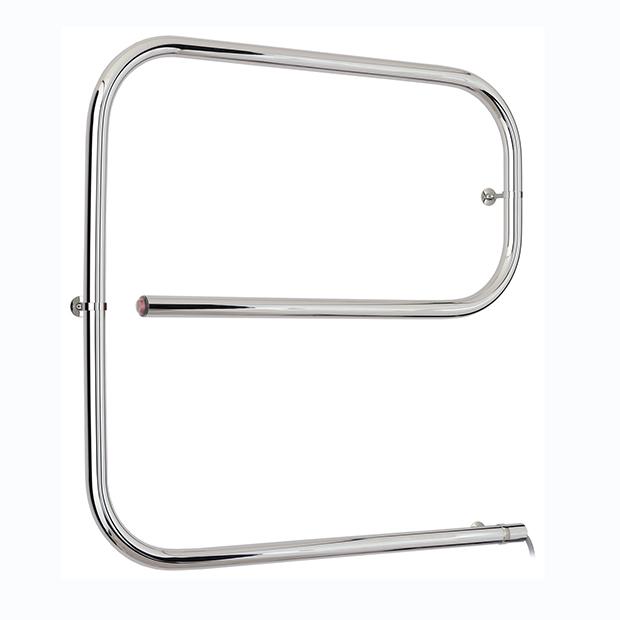 Электрический полотенцесушитель Стилье ЭПС G-образный 60х60 цена