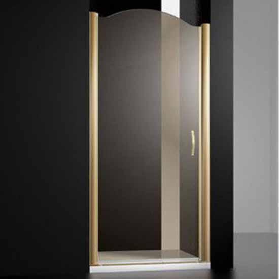 Душевая дверь Sturm Schick 90 L bronze globo gurado 49333