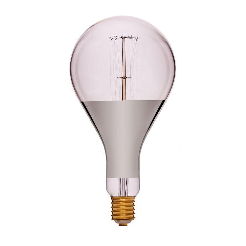 Лампа накаливания E40 95W прозрачная 052-108 лампа металогалогенная 04129 e40 400w 4000к труба прозрачная mh to 400 4000 e40