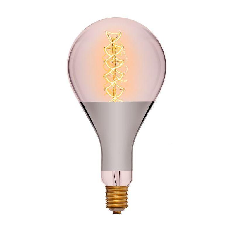 Лампа накаливания E40 95W прозрачная 052-122 лампа металогалогенная 04129 e40 400w 4000к труба прозрачная mh to 400 4000 e40