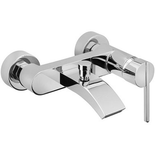 Смеситель Teka Aura 501010200 для ванны смеситель teka aura 502310200 для душа