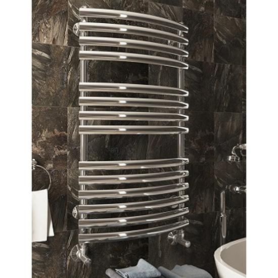 Водяной полотенцесушитель Терминус Капри 32/28 П14 4-4-4 450*1006 5554145 4 headers